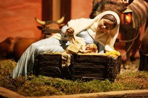 131215 Betlem Treviso Chiostro S Francesco